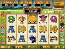 Play Derby Dollars Slots now!