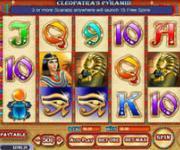 Cleopatra's Pyramid Slots