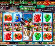 The Elf Wars Slots