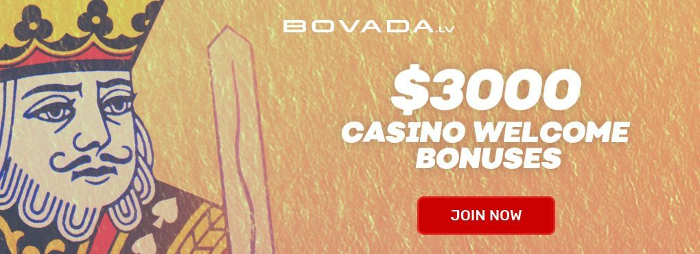$82K Jackpot is Claimed by Lucky Bovada Casino Player