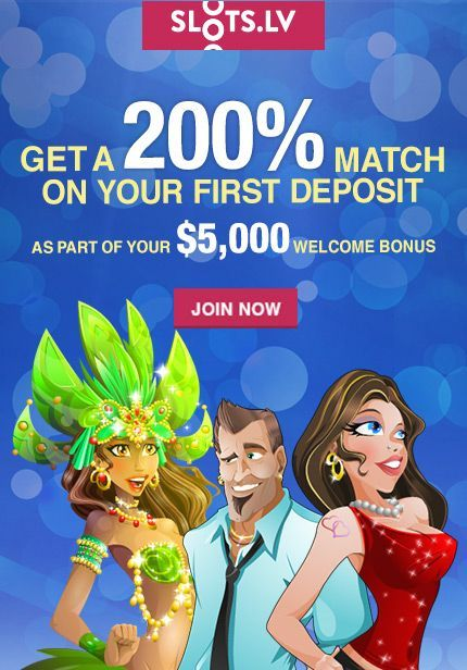 140 New Games Now Live at Slots.lv Casino