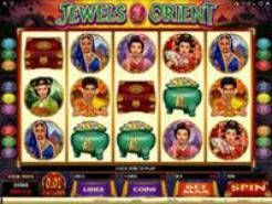 Jewels of the Orient Slots