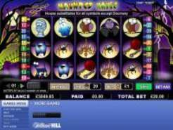 Haunted House Slots (CryptoLogic)