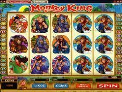 Monkey King Slots (Yggdrasil)