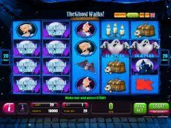 The Ghost Walks! Slots