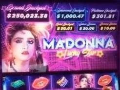 Madonna Lucky Star Slots